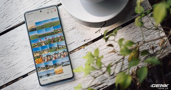Ai cũng nói về camera trên Galaxy A71, nhưng đây mới là điểm đáng tiền nhất trên chiếc máy này