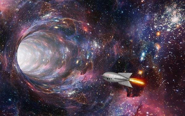 """Các nhà khoa học tin rằng lỗ đen """"quái vật"""" chính là lỗ sâu giúp con người xuyên qua không gian và thời gian"""