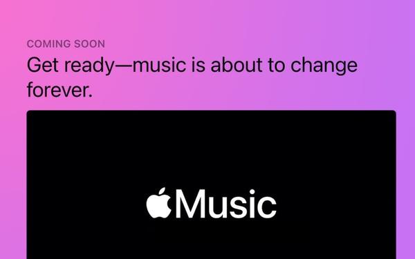 Apple sẽ thay đổi việc nghe nhạc trên smartphone mãi mãi