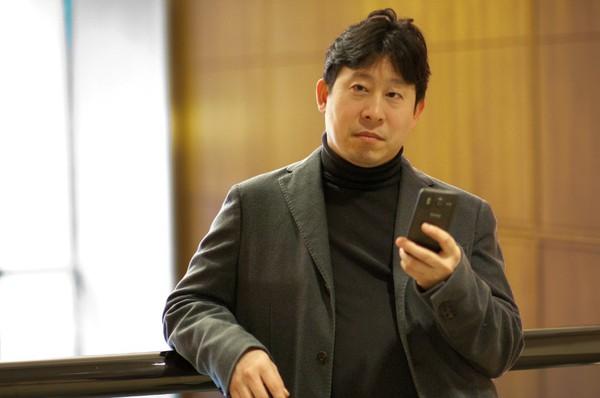 Kouji Kodera - Cực Giám đốc sản phẩm của HTC.