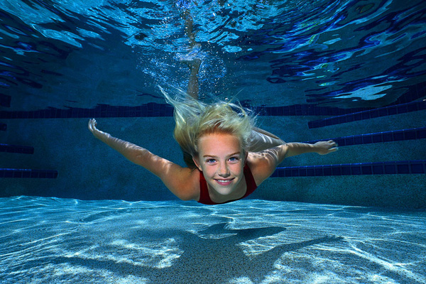 Đây mới là cách bơi nhanh nhất thế giới, thật tiếc nó lại không có ...