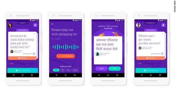 """Ứng dụng """"hàng xóm láng giềng"""" Google dành riêng cho Ấn Độ có gì đặc biệt?"""