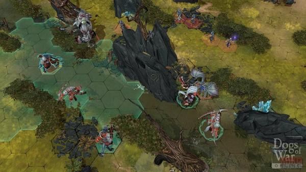 Loạt ảnh trong game cực ấn tượng của Dogs of War Online 1