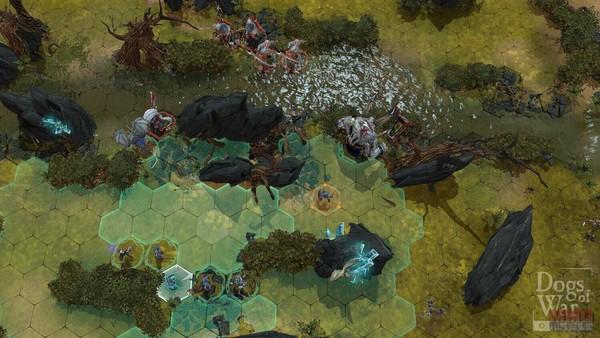 Loạt ảnh trong game cực ấn tượng của Dogs of War Online 2