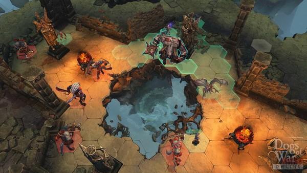 Loạt ảnh trong game cực ấn tượng của Dogs of War Online 4