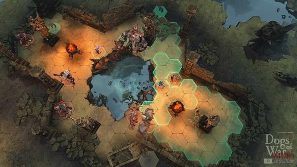 Loạt ảnh trong game cực ấn tượng của Dogs of War Online 5
