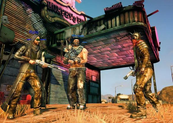 Xuất hiện Grimlands - Tựa game nhập vai kết hợp bắn súng mới toanh 3