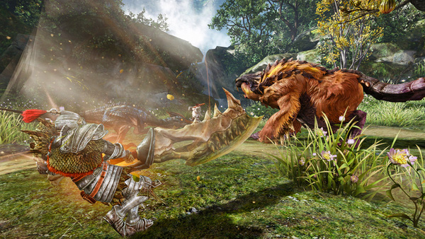 Monster Hunter Online tung trailer in-game khoe đồ hoạ cực chất 2