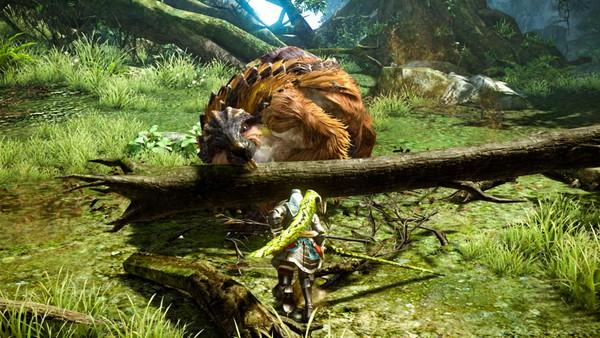 Monster Hunter Online tung trailer in-game khoe đồ hoạ cực chất 3
