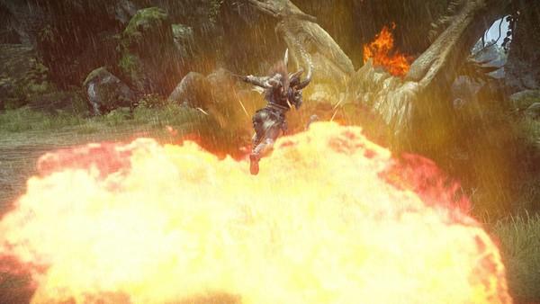 Monster Hunter Online tung trailer in-game khoe đồ hoạ cực chất 4