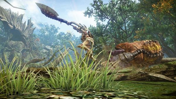 Monster Hunter Online tung trailer in-game khoe đồ hoạ cực chất 5