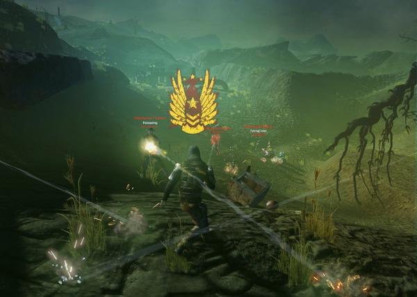 Xuất hiện Grimlands - Tựa game nhập vai kết hợp bắn súng mới toanh 4