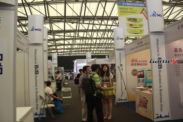 Cận cảnh những gian hàng tại ChinaJoy 2013 44