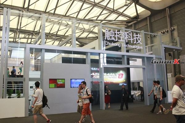 Cận cảnh những gian hàng tại ChinaJoy 2013 45