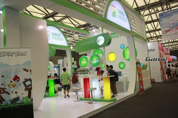 Cận cảnh những gian hàng tại ChinaJoy 2013 46