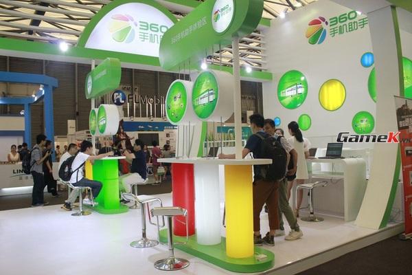 Cận cảnh những gian hàng tại ChinaJoy 2013 47