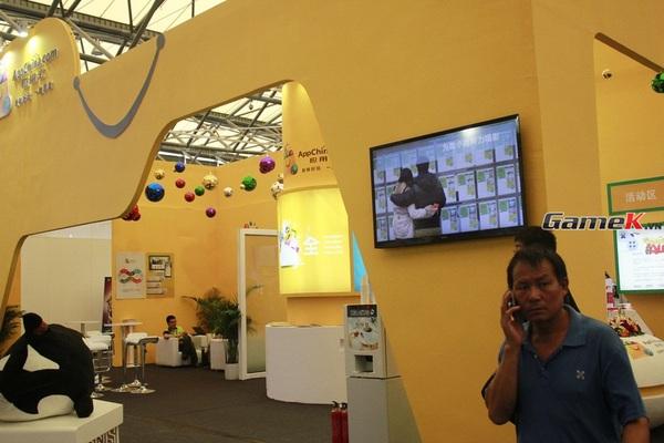 Cận cảnh những gian hàng tại ChinaJoy 2013 51