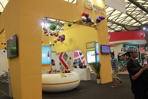 Cận cảnh những gian hàng tại ChinaJoy 2013 52