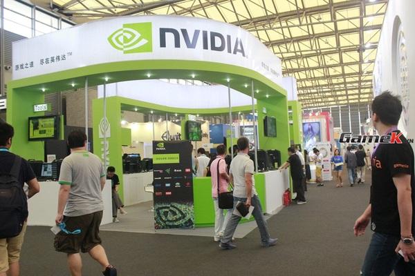 Cận cảnh những gian hàng tại ChinaJoy 2013 55