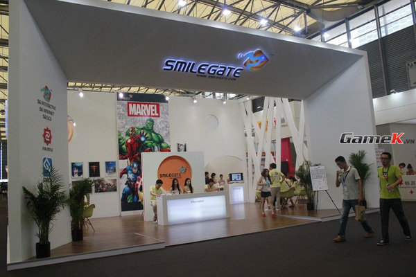 Cận cảnh những gian hàng tại ChinaJoy 2013 56