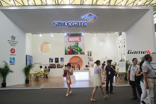 Cận cảnh những gian hàng tại ChinaJoy 2013 57