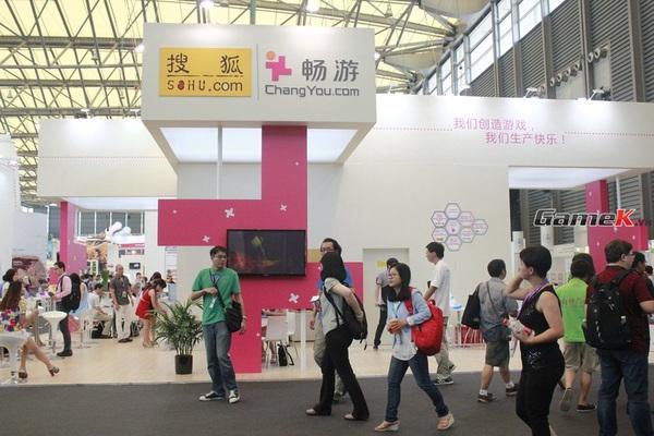 Cận cảnh những gian hàng tại ChinaJoy 2013 59
