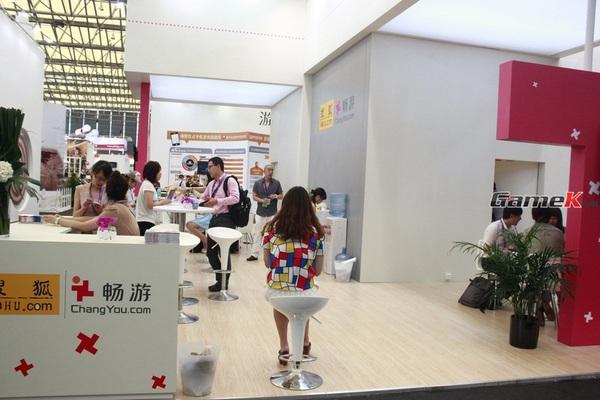 Cận cảnh những gian hàng tại ChinaJoy 2013 60