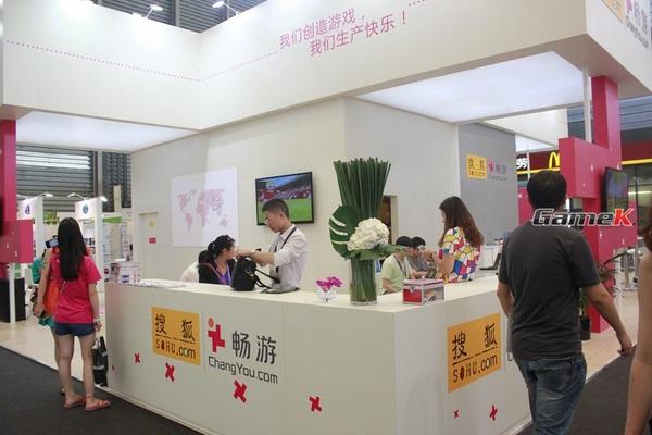 Cận cảnh những gian hàng tại ChinaJoy 2013 62