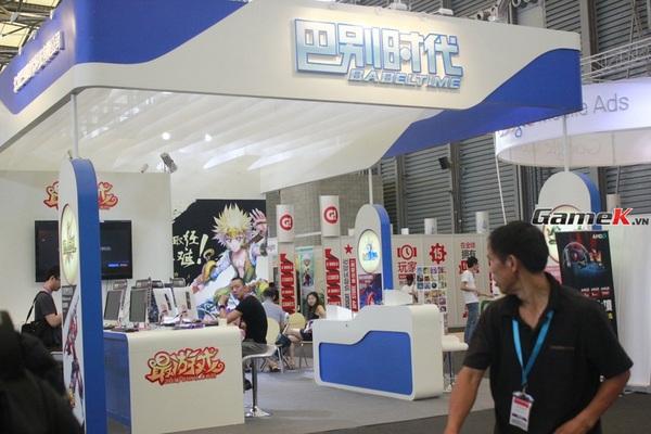 Cận cảnh những gian hàng tại ChinaJoy 2013 24