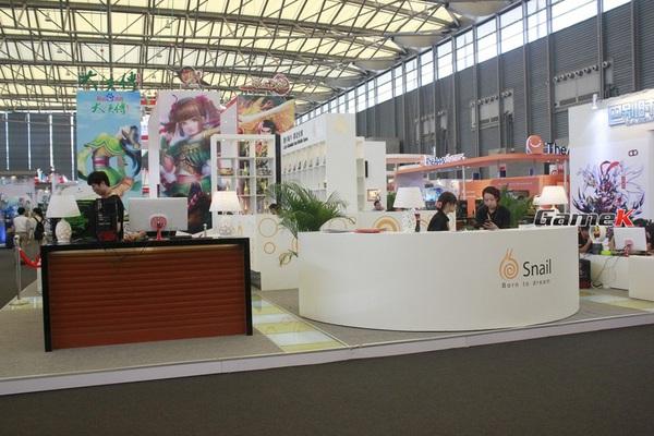 Cận cảnh những gian hàng tại ChinaJoy 2013 33