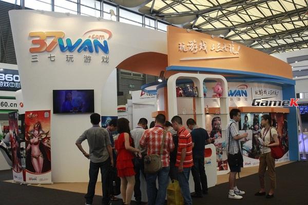 Cận cảnh những gian hàng tại ChinaJoy 2013 34