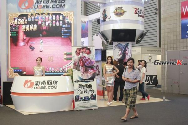 Cận cảnh những gian hàng tại ChinaJoy 2013 36