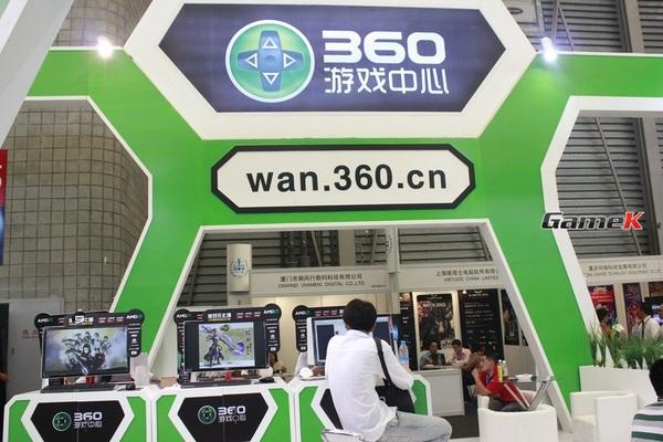 Cận cảnh những gian hàng tại ChinaJoy 2013 37