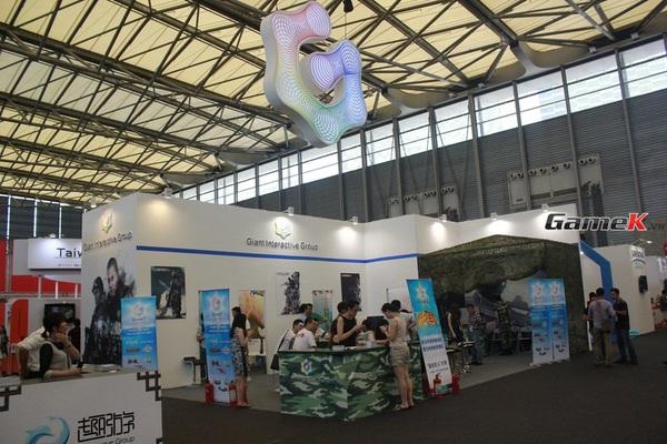Cận cảnh những gian hàng tại ChinaJoy 2013 42