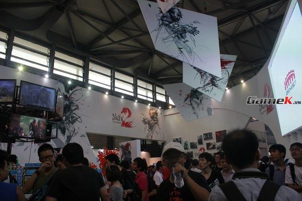 Cận cảnh những gian hàng tại ChinaJoy 2013 5