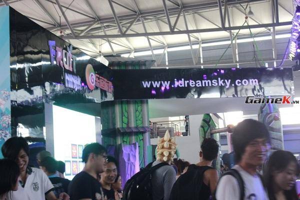 Cận cảnh những gian hàng tại ChinaJoy 2013 11