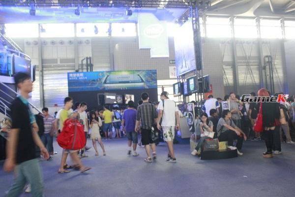 Cận cảnh những gian hàng tại ChinaJoy 2013 13