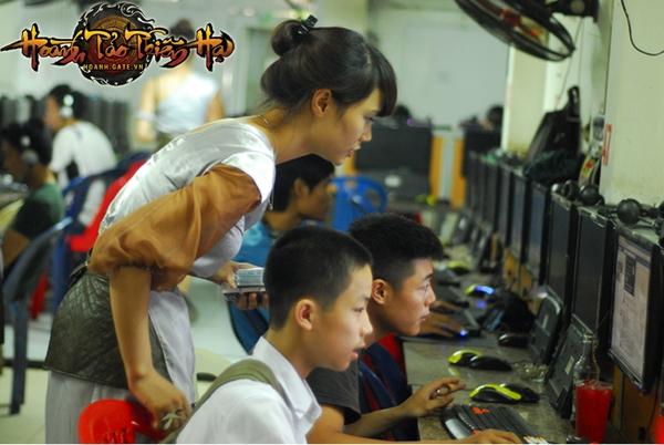 Hoành Tảo Thiên Hạ - Sức mạnh đến từ bang hội 5