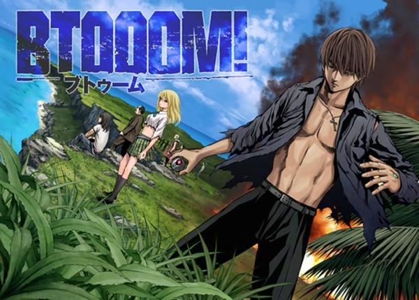 Tìm hiểu Btooom! - Manga hành động nghẹt thở đang ăn khách 3