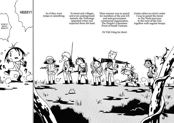 Truyện hay đất Nhật nhưng lại về sử Việt Nam 9