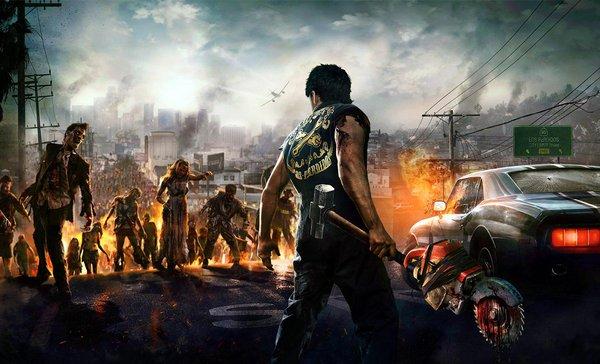 Thế giới trong Dead Rising 3 được dựng thủ công 3
