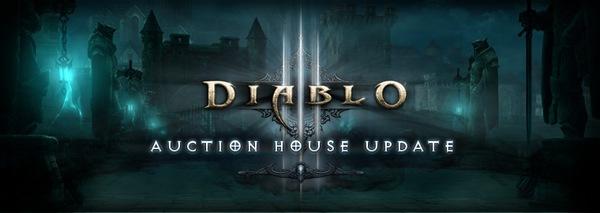 Diablo III bất ngờ tuyên bố đóng cửa Auction House 1