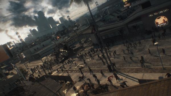 Thế giới trong Dead Rising 3 được dựng thủ công 1