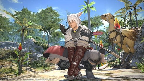 Final Fantasy XIV: A Realm Reborn ra mắt cùng lúc với PlayStation 4 2