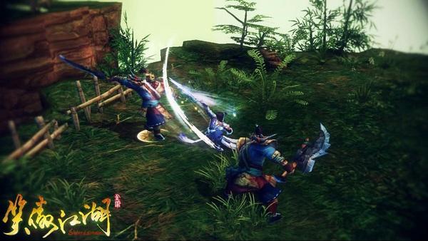 Tiếu Ngạo Giang Hồ tiếp tục gây sốt tại làng game online Việt 2