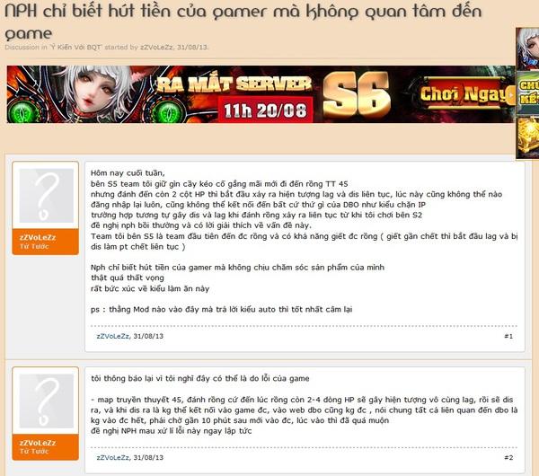 DayBreak Online đứng trước tình cảnh nguy hiểm tại Việt Nam 2