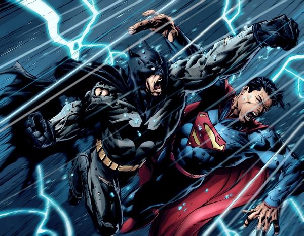 Wonder Woman sẽ xuất hiện trong Batman vs SuperMan? 1