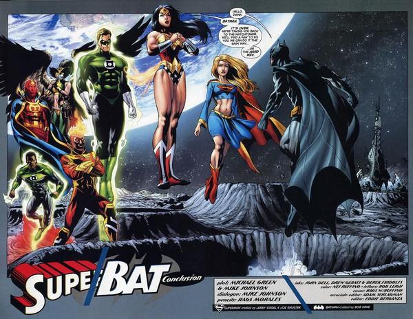 Wonder Woman sẽ xuất hiện trong Batman vs SuperMan? 2