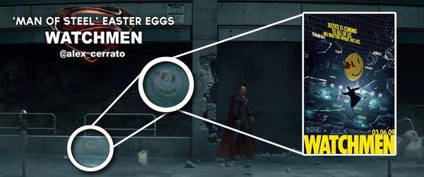 Những điều thú vị trong Man of Steel mà bạn chưa biết 3