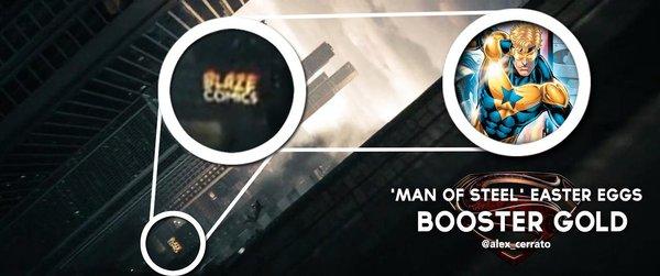 Những điều thú vị trong Man of Steel mà bạn chưa biết 7